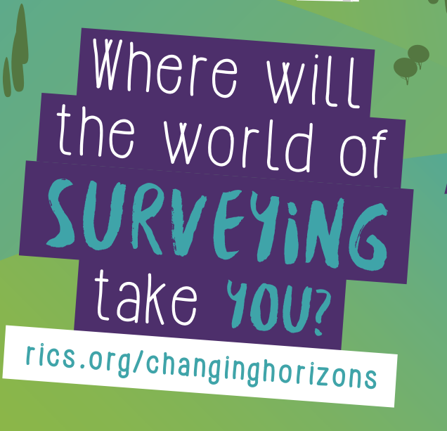 Where will the world of surveying take you?