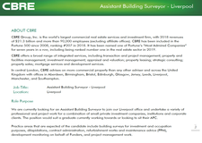 Assistant Building Surveyor