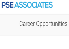 Career Opportunities - PSE Associates