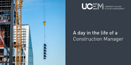 A day in the life of a construction manager