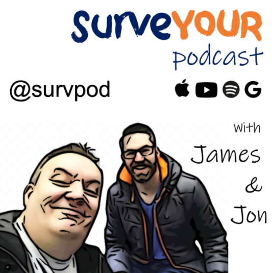 The SurveYOUR podcast