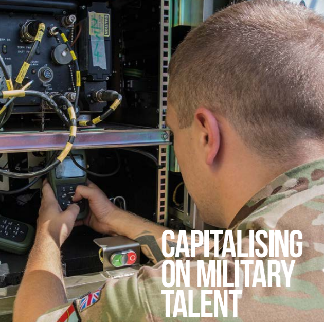 Capitalising on military talent: Everything you need to know about employing Armed Forces veterans
