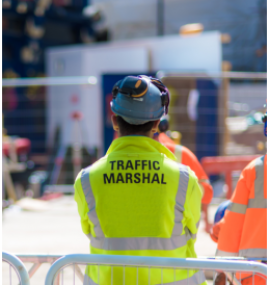 Traffic Marshal (Construction)